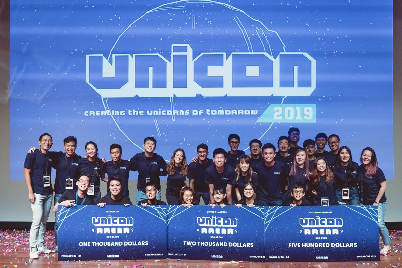 outside unicon 2019 runner up