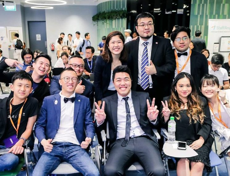 demo day in Singapore
