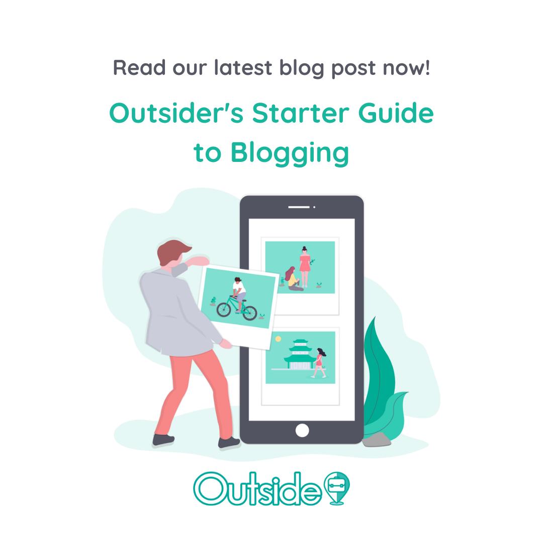 Outsider's Starter Guide to Blogging