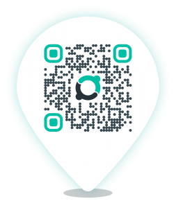 Outside app download QR code