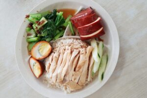 picture of chicken rice